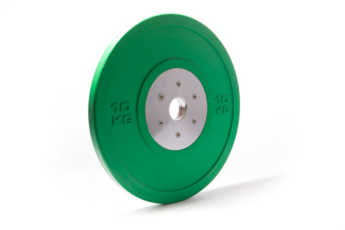 Competition Bumper Plate 10 kg