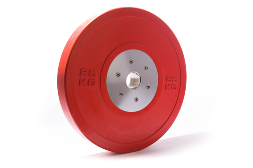 Competition Bumper Plate 25 kg