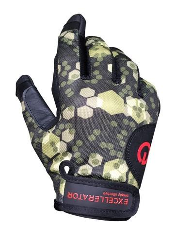 Cross Training /Street Work Out HexaCamo Glove Size S