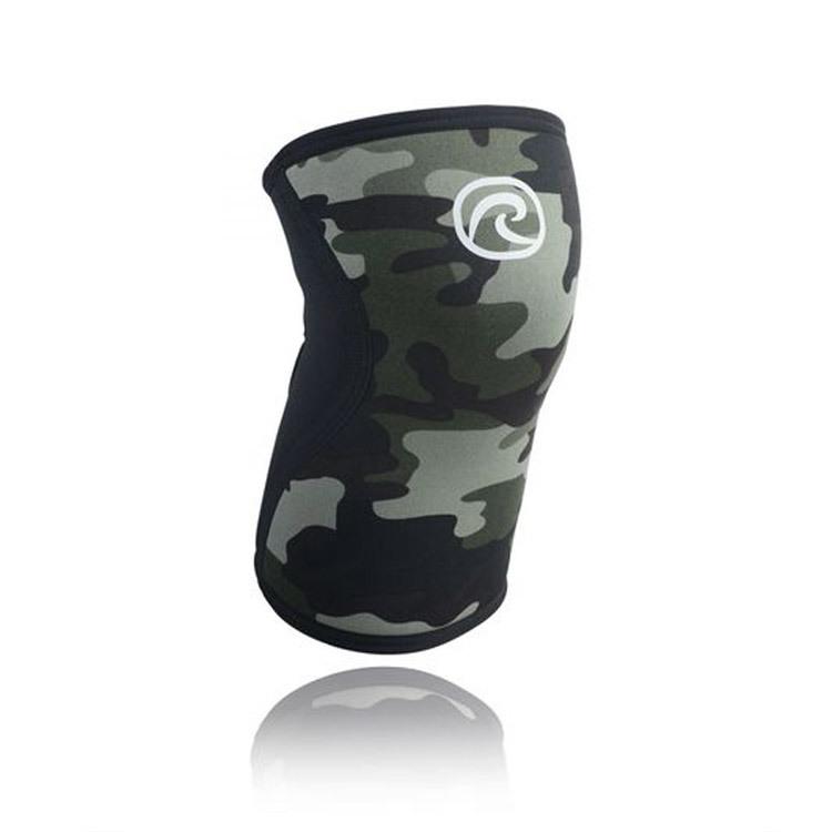 Rehband RX 5mm Kneebrace Camo Size XS