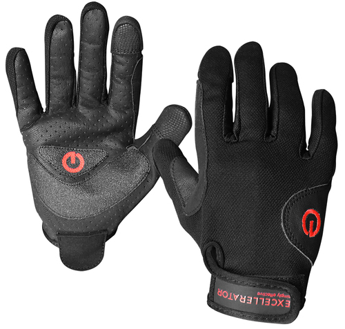 Cross Training/Street Workout Leather Gloves