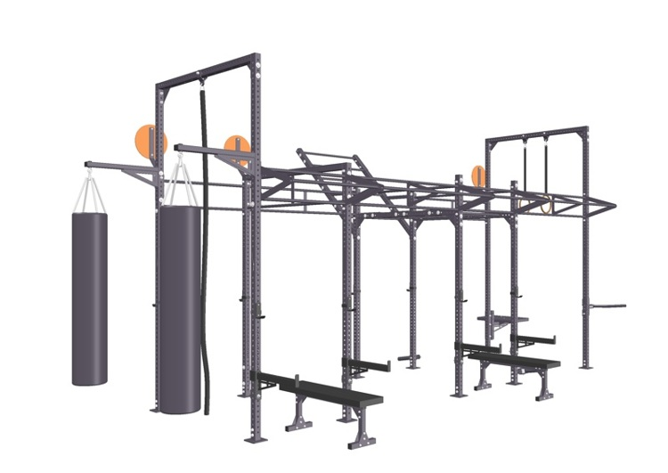 Pack Avantage Workout Rig GAMES