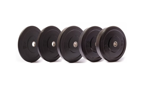 Bumper Plate Value Pack 200 kg