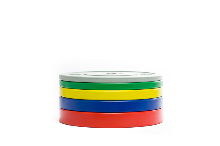 Competition Bumper Plate Value Pack (10 pack/150 kg)