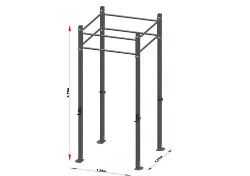 PRO Workout Rig 120 cm Short Version