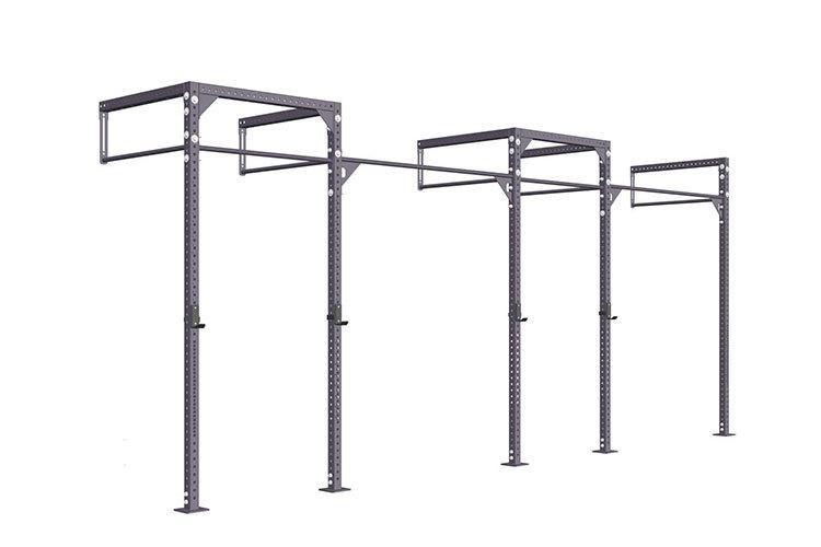PRO+ Workout Rig Wandbevestigd 600 cm Short Version