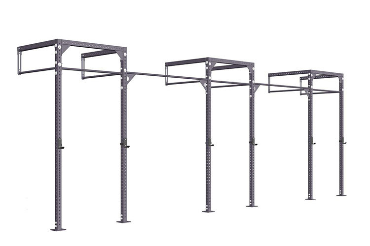 PRO+ Workout Rig Wandbevestigd 720 cm Short Version