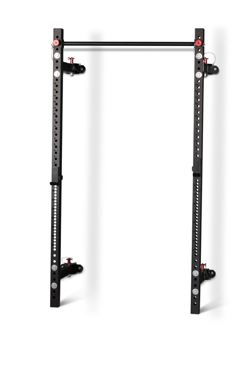 Workout Rig Repliable Fixe au mur