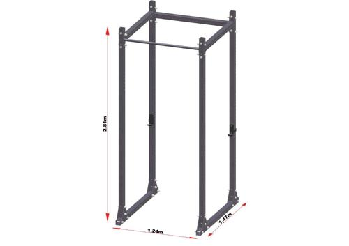 Power Rack 120 cm Bolted