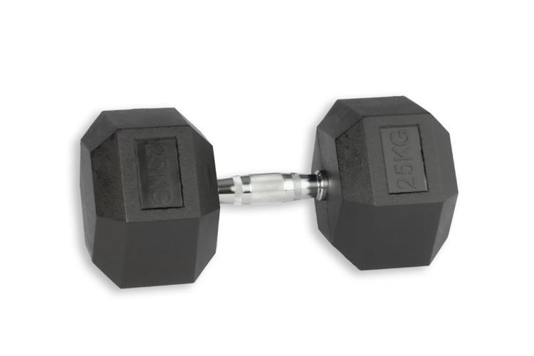 Hex Dumbbell 25 kg