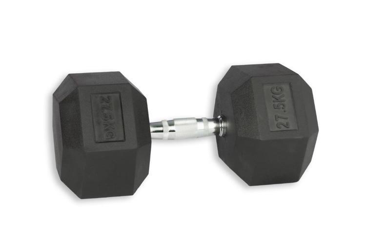 Hex Dumbbell 27,5 kg