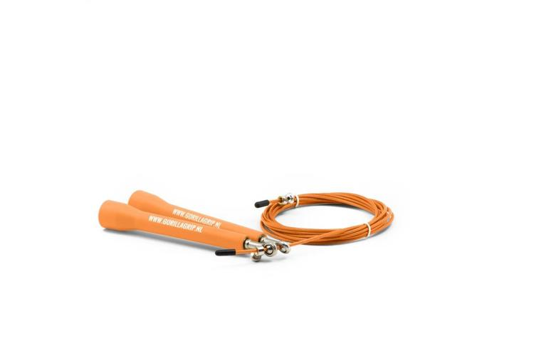 PVC Speed Jump Rope Oranje