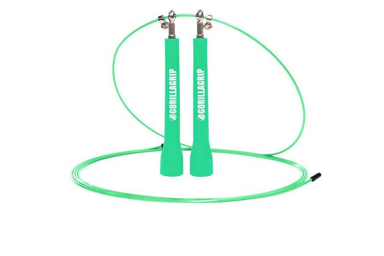 PVC Speed Jump Rope Groen