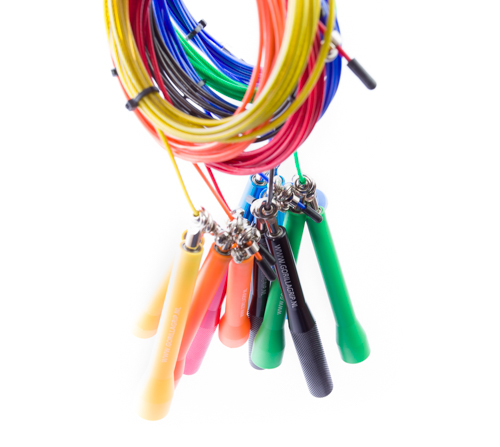 PVC Speed Jump Rope (10 Pack)