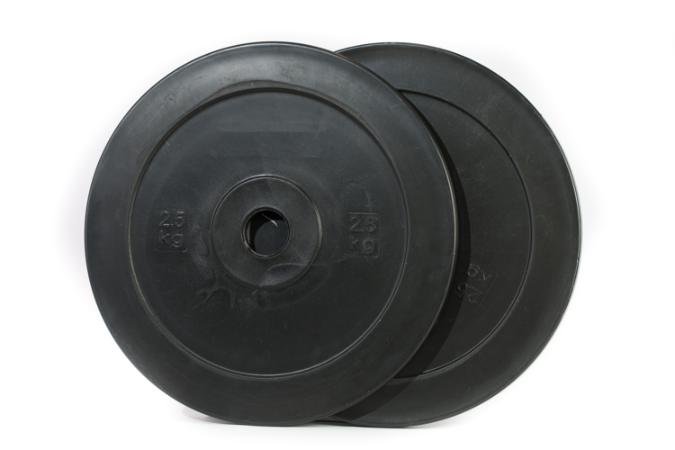 Technique Plate set 2 x 2.5Kg