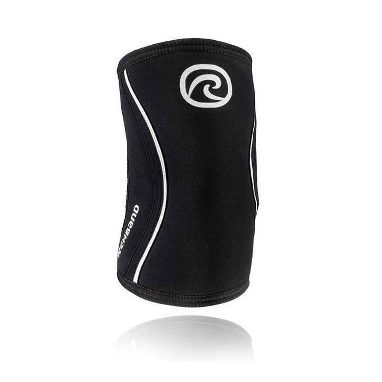 Rehband Rx Elleboog Brace zwart 5mm