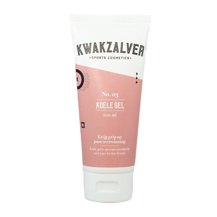 Kwakzalver Cool Gel
