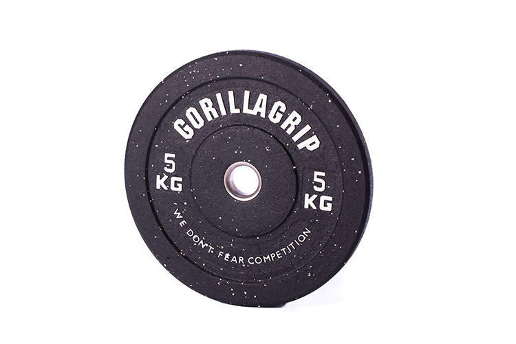 HiTemp Bumperplate Coloured 5KG