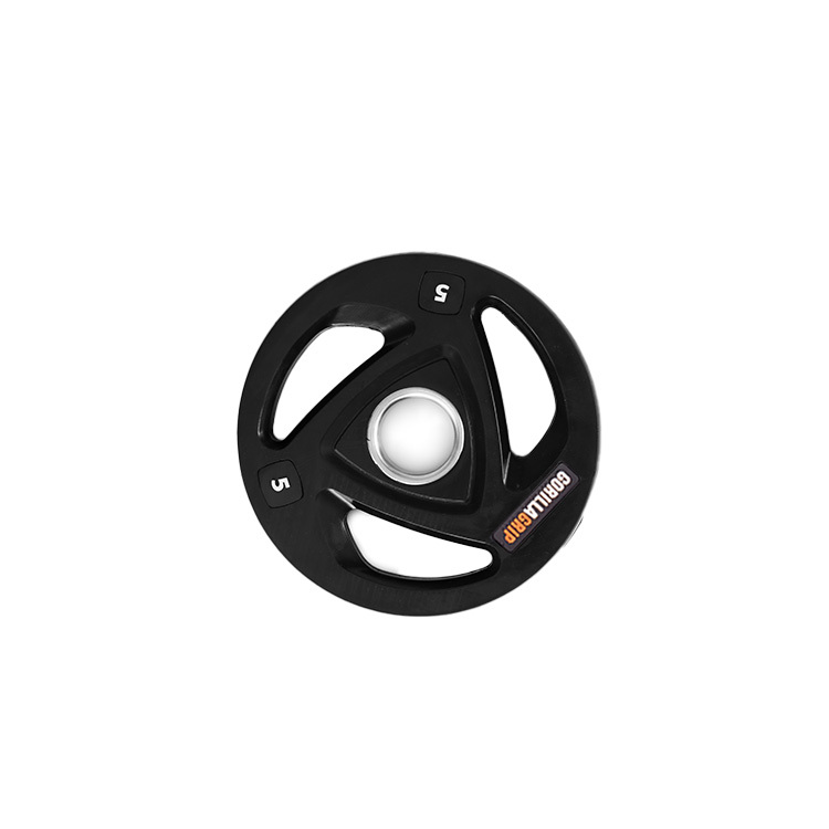 Weight plate Rubbercoated 5KG