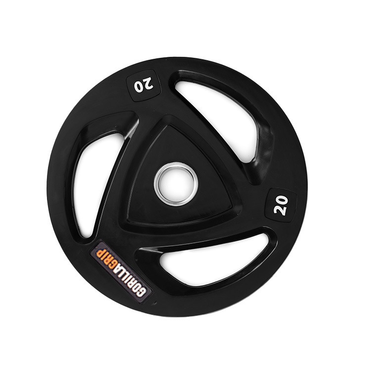 Weight plate Rubbercoated 20KG