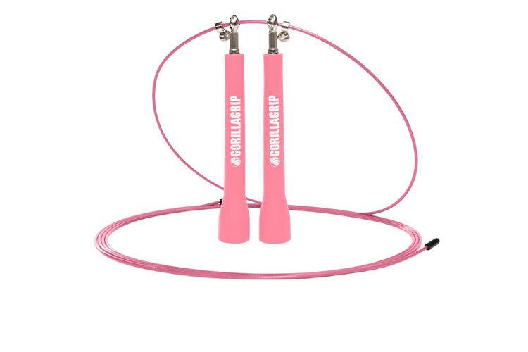 PVC Speed Jump Rope Pink