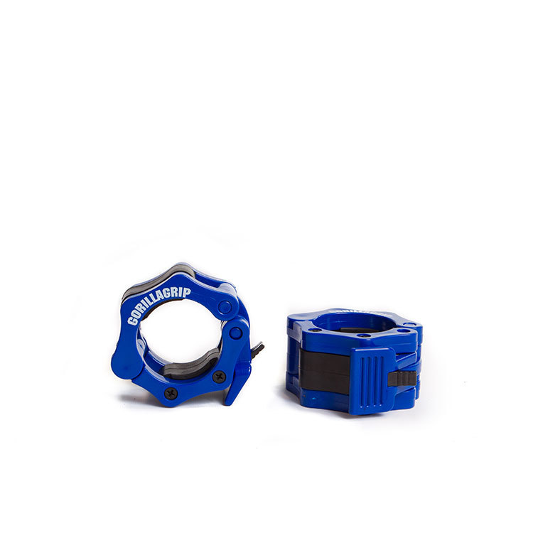 GorillaGrip Quick Lock Collar Set Blauw