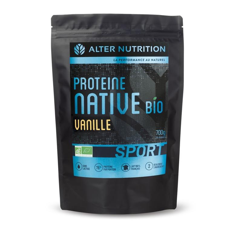 Bio Lactosevrije Proteïne Vanille