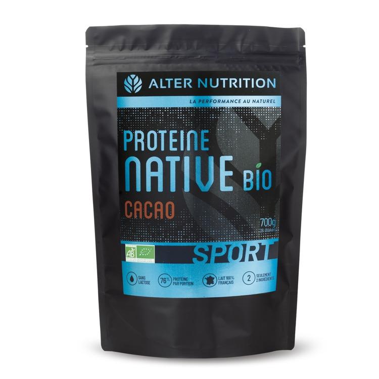 Bio Lactosevrije Proteïne Cacao
