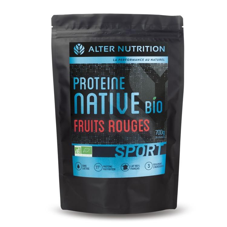 Bio Lactose Free Protein Red fruit