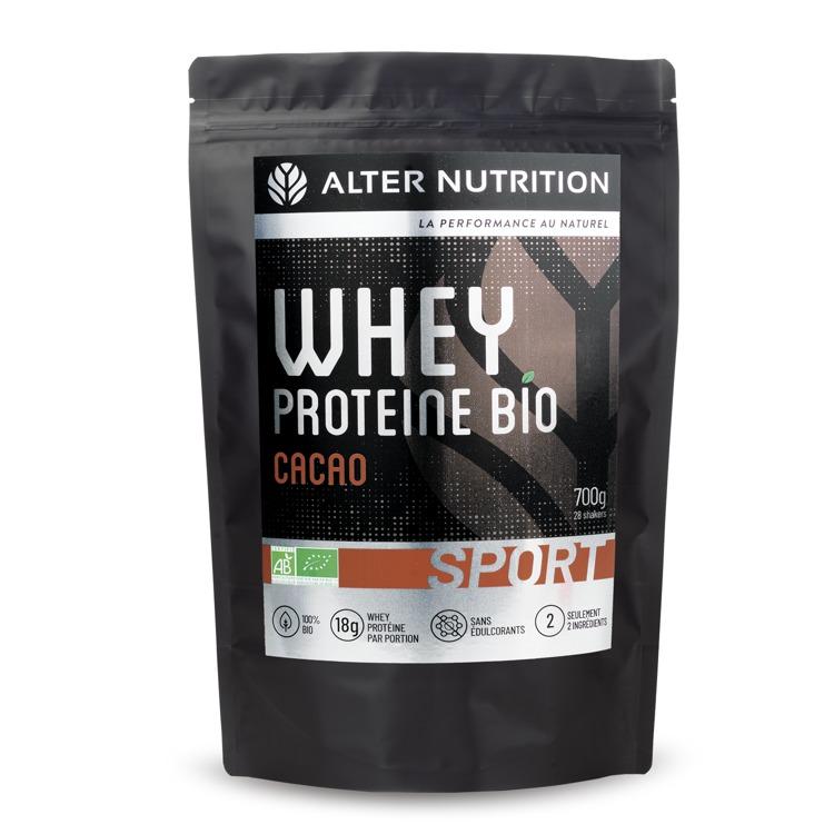 Bio Whey Proteïne Cacao