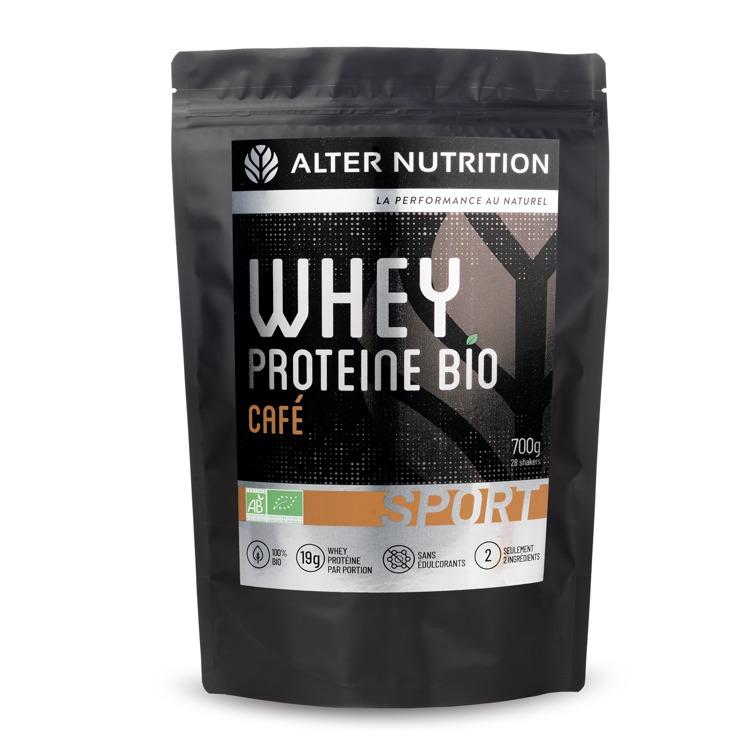 Bio Whey Proteïne Koffie