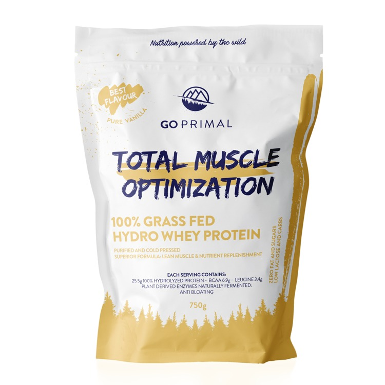 Hydro Whey Protein Vanilla