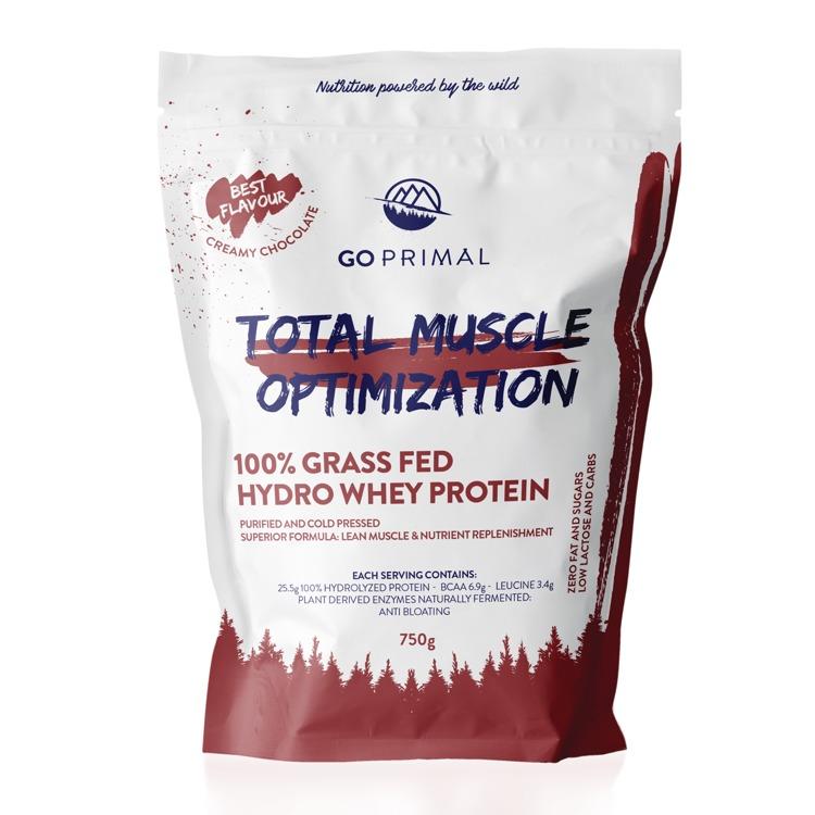 Hydro Whey Proteïne Romige chocolade