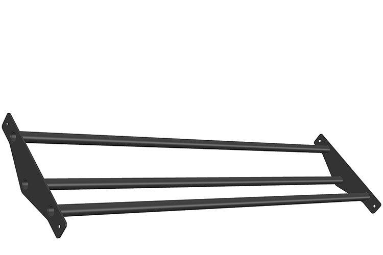 Storage Triple bar Bumperplates 1,5m