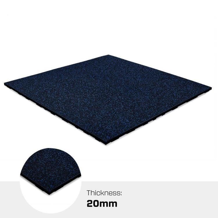 X-Connect Tegel 20mm 15% Blauw