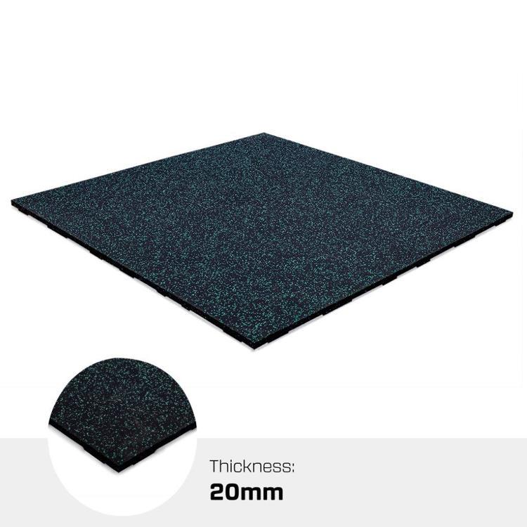 X-Connect Tegel 20mm 15% Groen