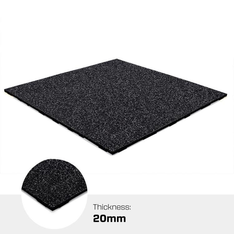 X-Connect Tile 20mm 15% Light Gray
