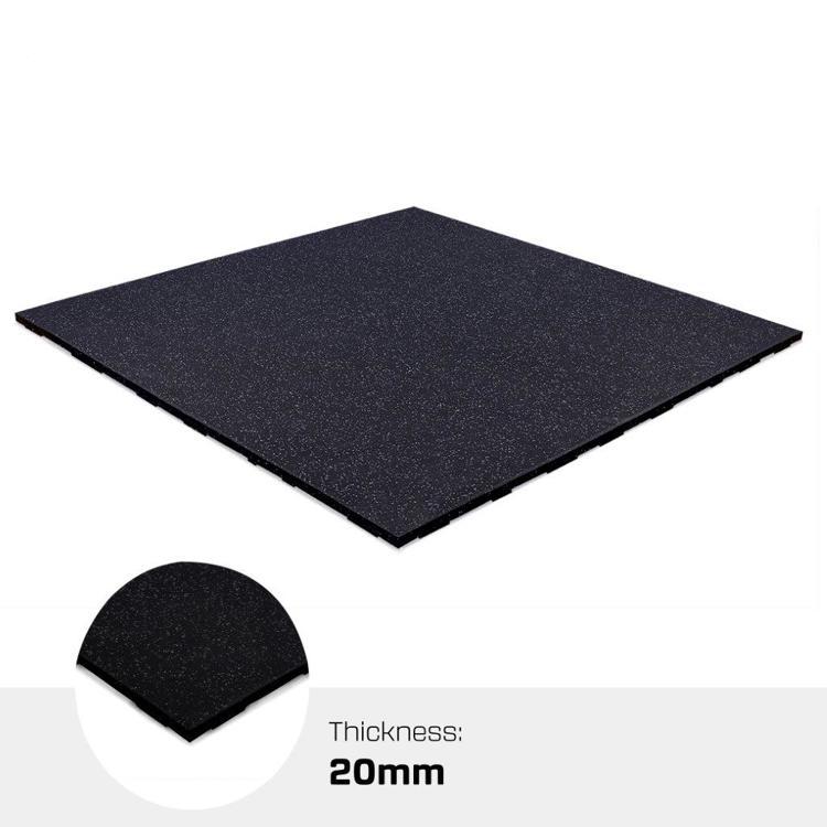 X-Connect Tile 20mm 15% Dark Grey