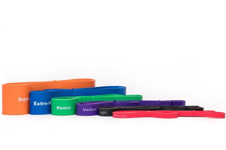 Latex Powerband Set