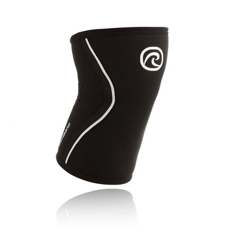 Rehband RX 5mm Kneebrace Black Size XXS