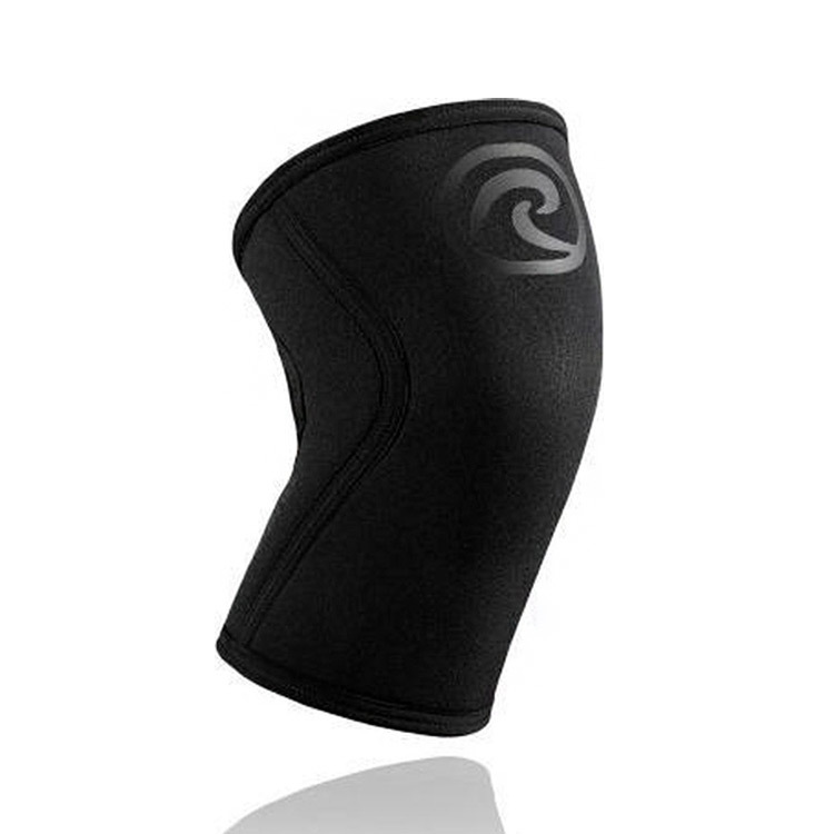 Rehband Rx Kniebrace Carbon Zwart 5mm Size XL