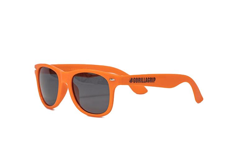 GorillaGrip Sunglasses Orange