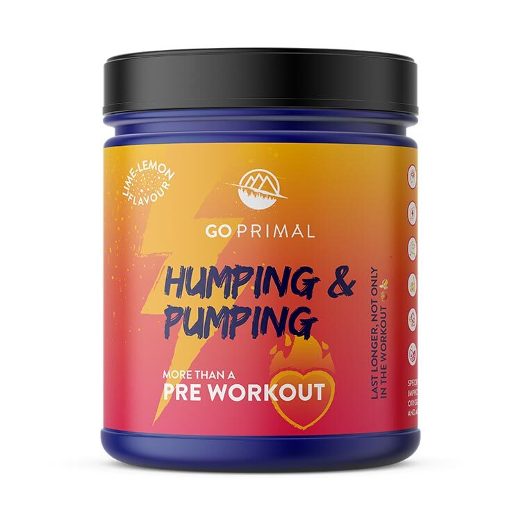 Humping & Pumping Pre-Workout