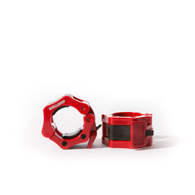 GorillaGrip Quick Lock Collar Set Rood
